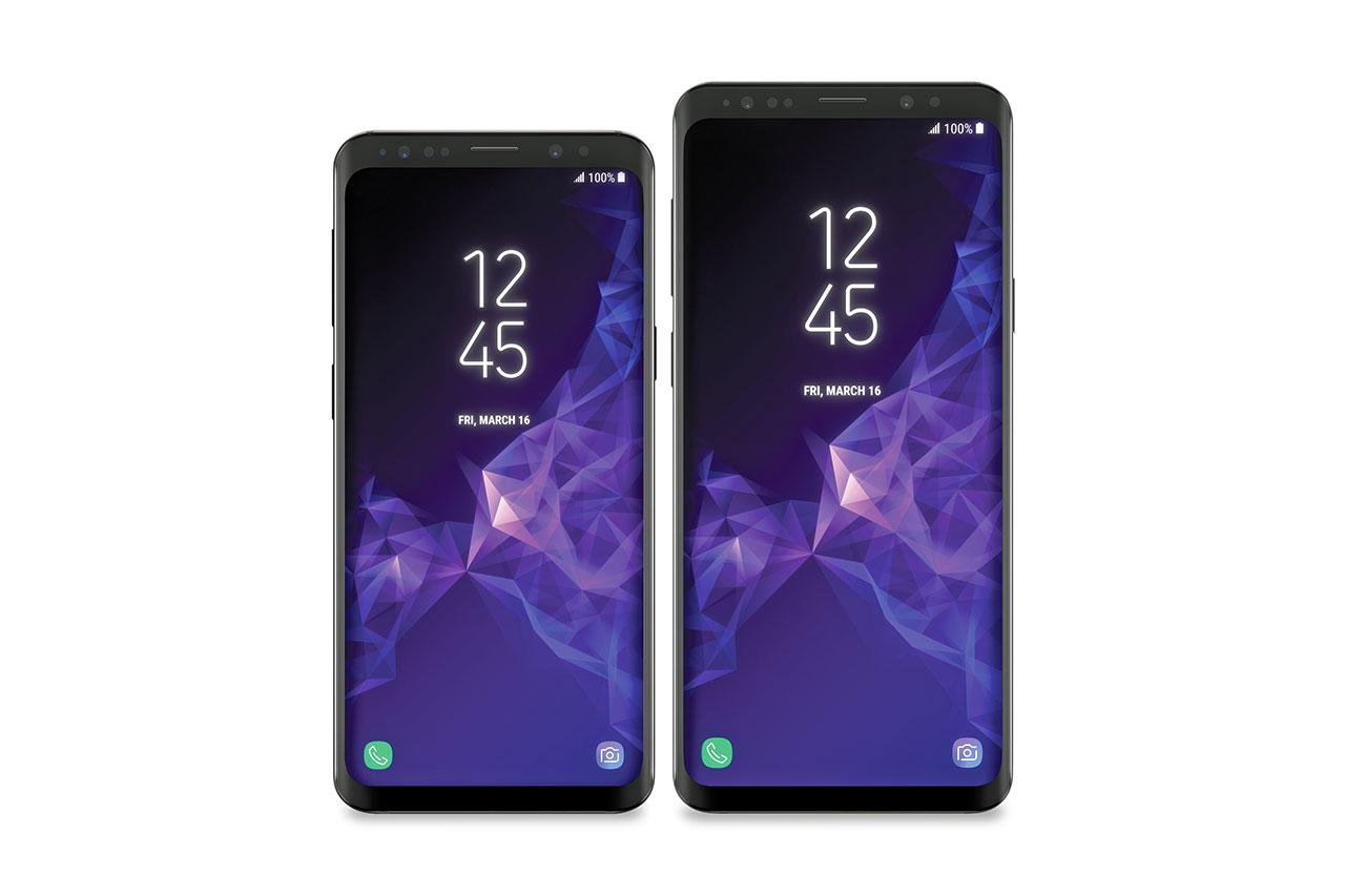 Samsung Galaxy S9 ו-S9 Plus (הדלפה)