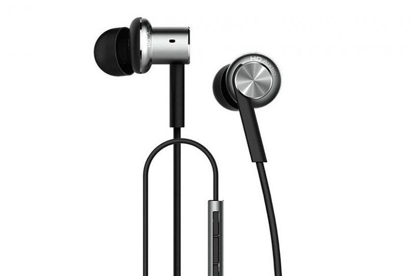 אוזניות in-Ear שיאומי מדגם Mi IV Hybrid Dual Drivers