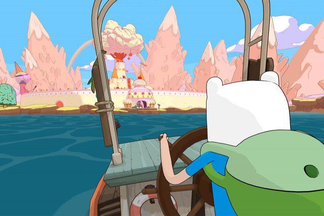 הוכרז: משחק חדש של Adventure Time בעולם פתוח