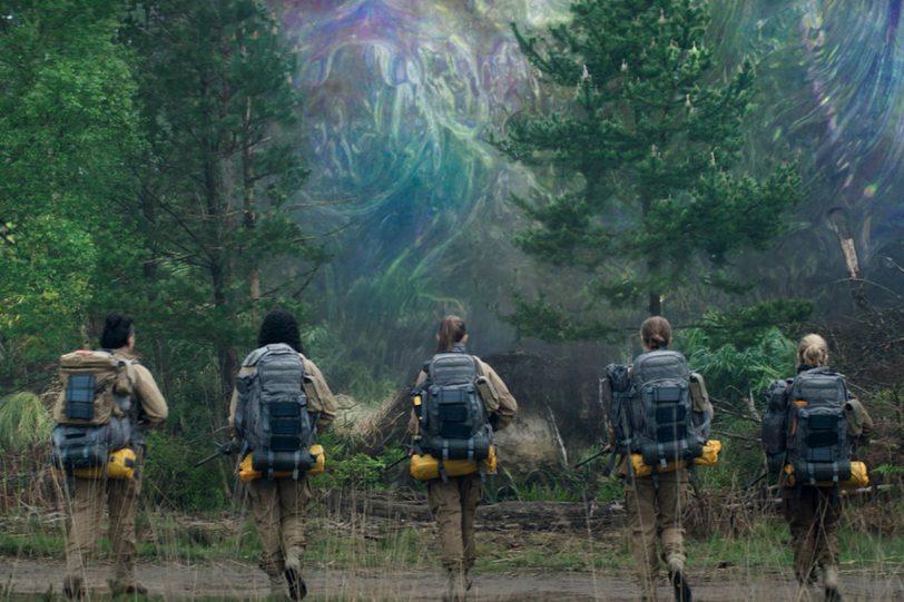 """מתוך הסרט """"השמדה"""" (תמונה באדיבות Paramount Pictures)"""