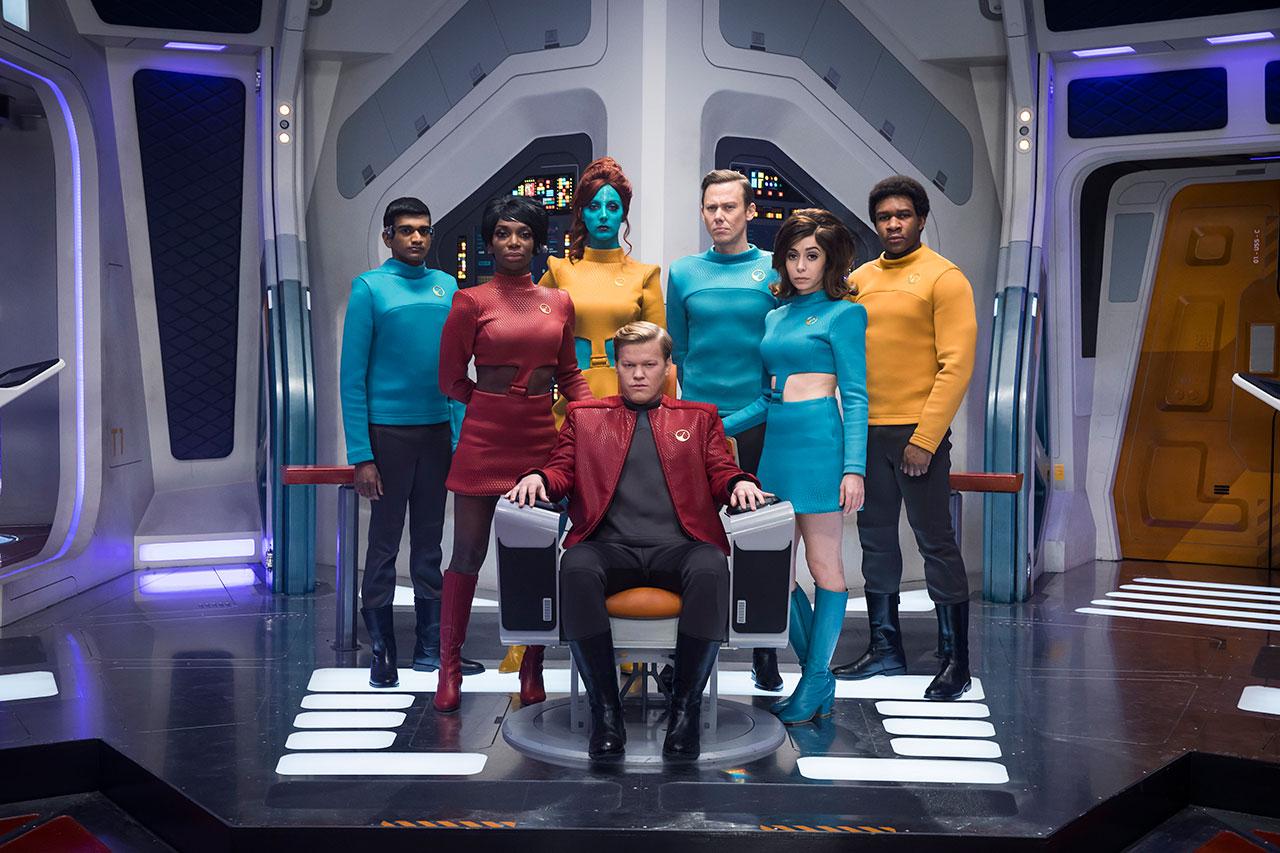 """מתוך עונה 4 של """"מראה שחורה"""" (צילום: Jonathan Prime, תמונה באדיבות Netflix)"""