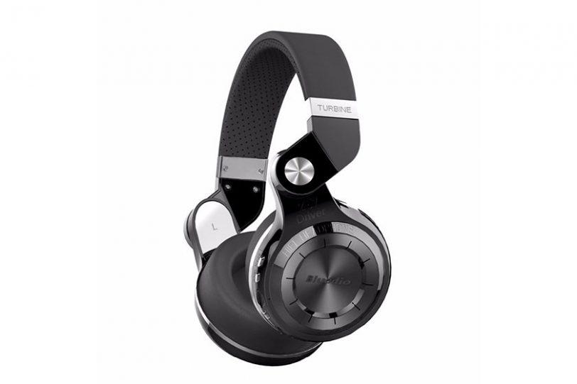 אוזניות בלוטות' מתקפלות +Bluedio T2