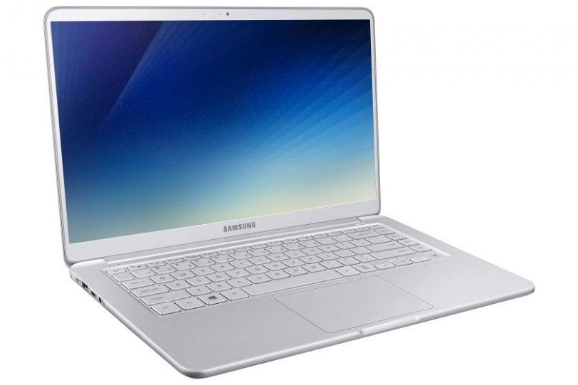 מחשב נייד Notebook 9 מבט צדדי (מקור סמסונג)