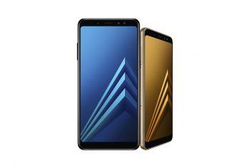 סמארטפון Samsung Galaxy A8 Plus 2018