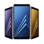 Galaxy A8 ו-Galaxy A8 Plus (תמונה: Samsung)