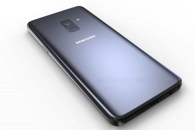 הדלפה: Samsung Galaxy S9 יגיע עם מצלמה אחת בגבו; דגם עם שוליים דקים יותר בוטל