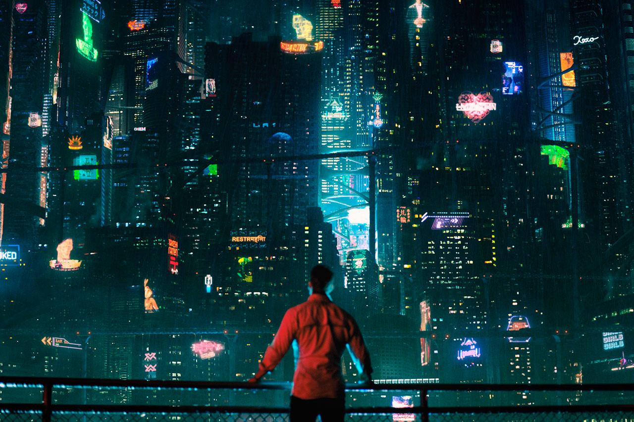 מתוך הסדרה Altered Carbon (תמונה באדיבות Netflix)