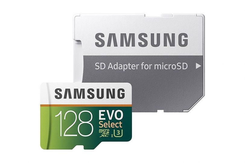 כרטיס זיכרון Samsung MicroSD 128GB (תמונה: Samsung)