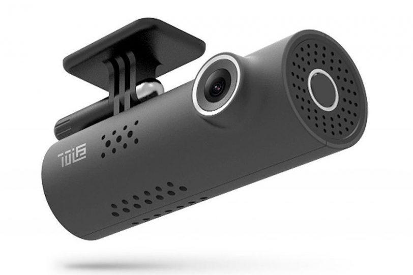 מצלמת רכב שיאומי ב-1080P, הקלטה עד 70 דקות ותמיכה ב-WiFi