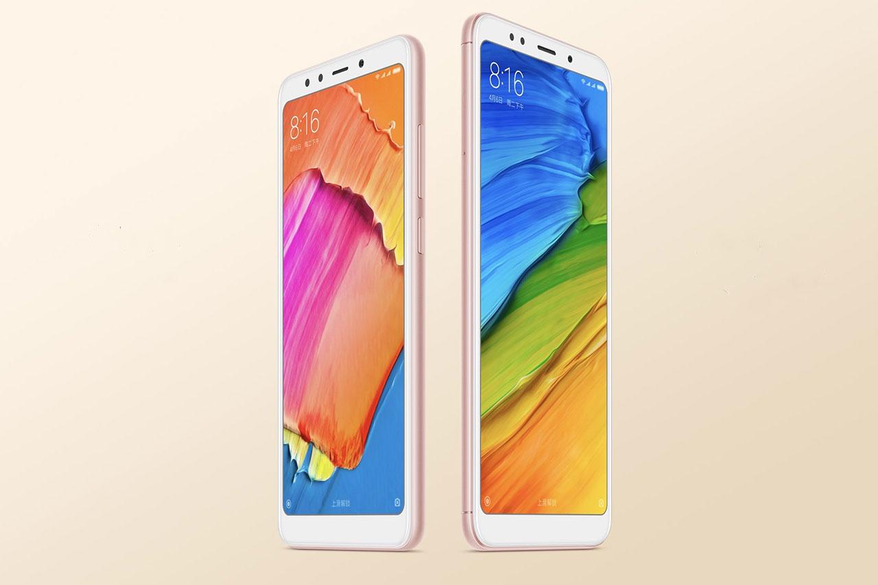 סדרת Xiaomi Redmi 5 (תמונה: Xiaomi)