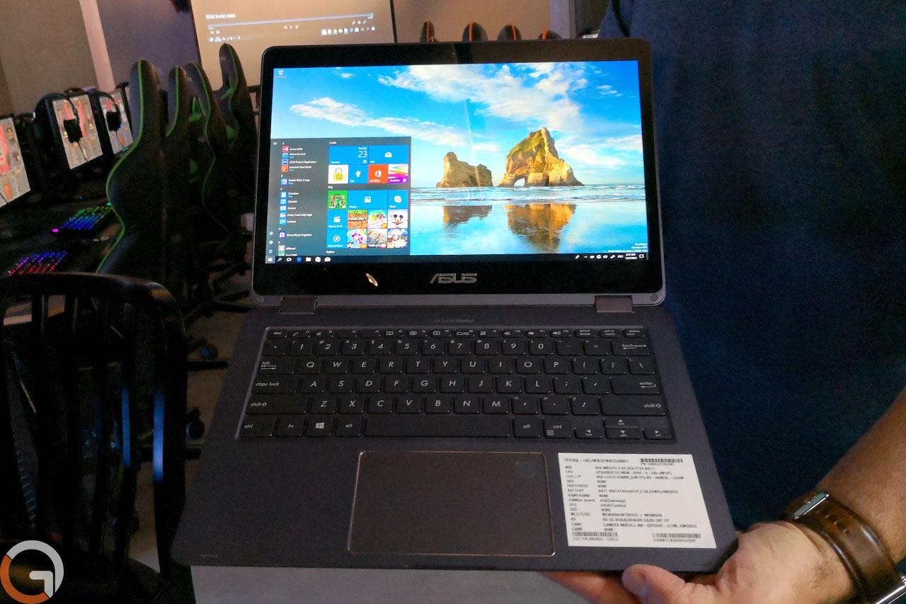 מחשב ה-ASUS NovaGO עם Snapdragon 835 בדרכו לישראל