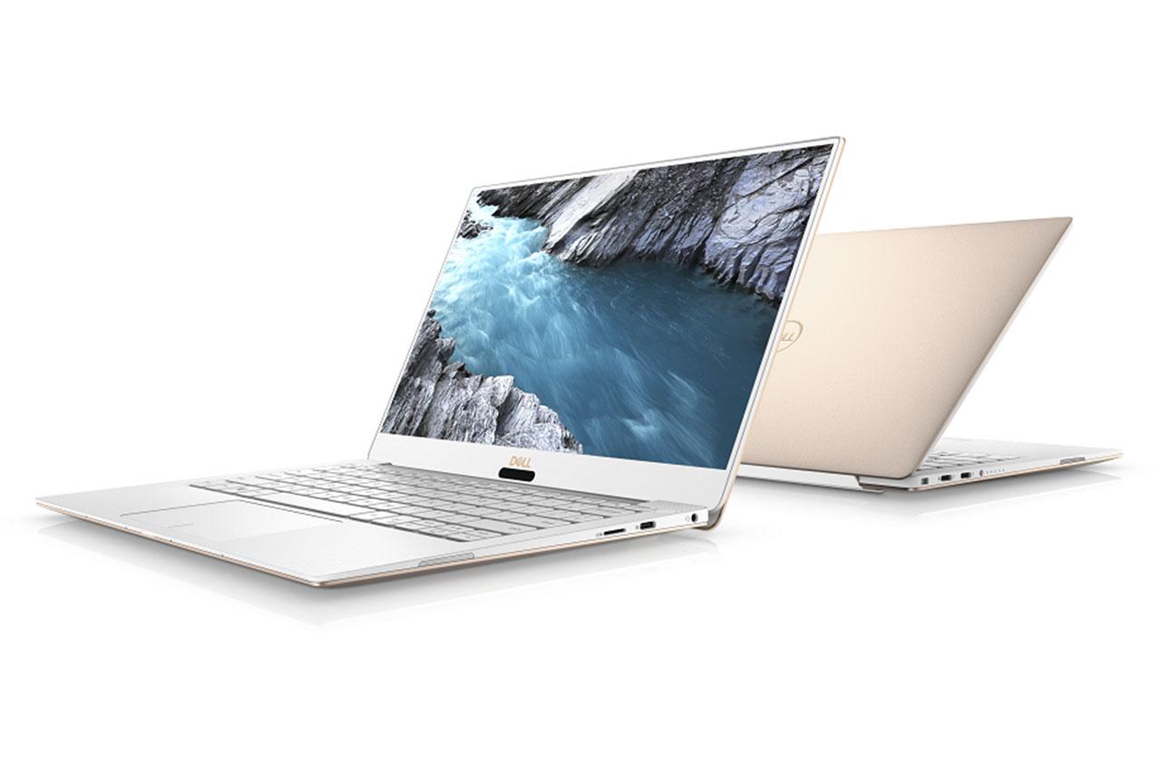 מחשב נייד XPS 13 2018 (תמונה: DELL)