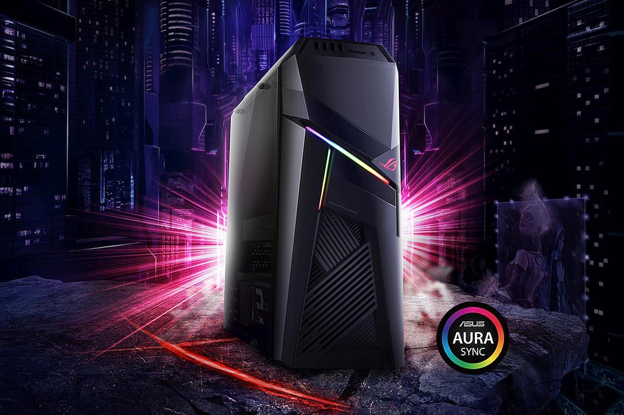 מחשב ROG Strix GL12 (מקור אסוס)