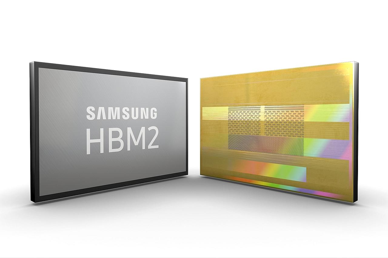 זיכרון HBM2 סמסונג