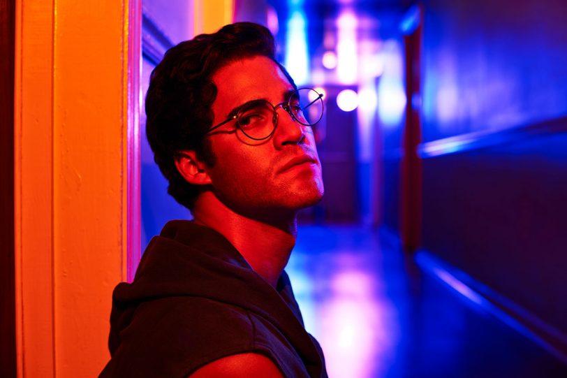 """דארן כריס מתוך """"הרצח של ורסצ'ה"""" (תמונה באדיבות yes)"""