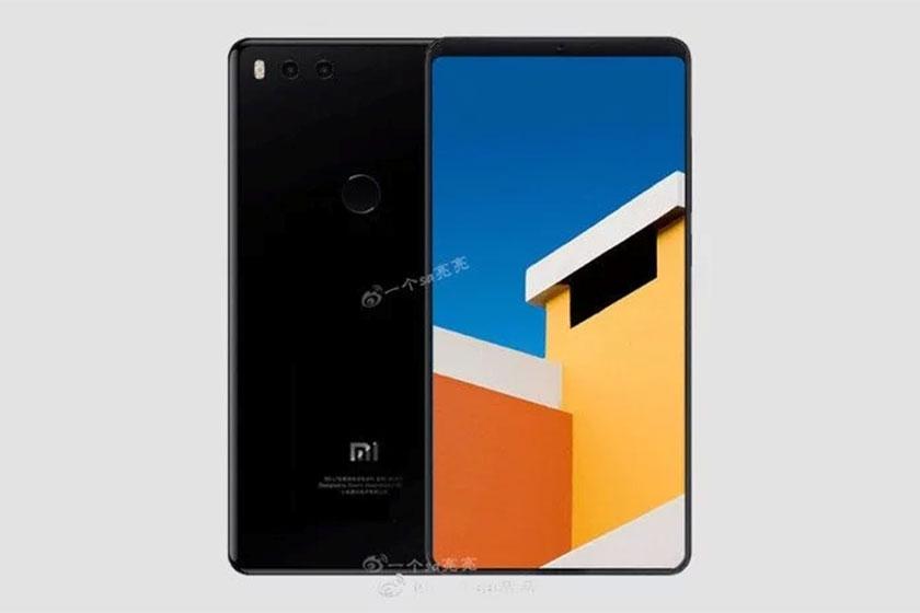 Xiaomi Mi 7 (הדלפה)