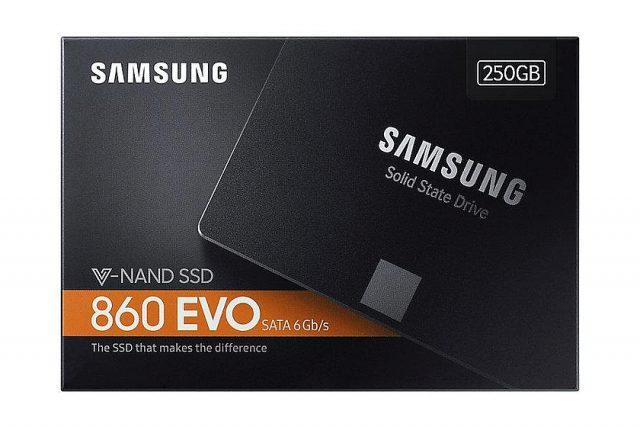 מידע על כונני SSD של סמסונג מדגמי PRO 860 ו-EVO 860 דלף בקטלוג החברה