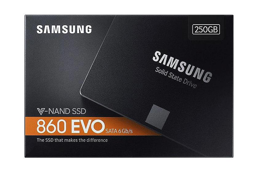 כונן SSD סמסונג 860 EVO