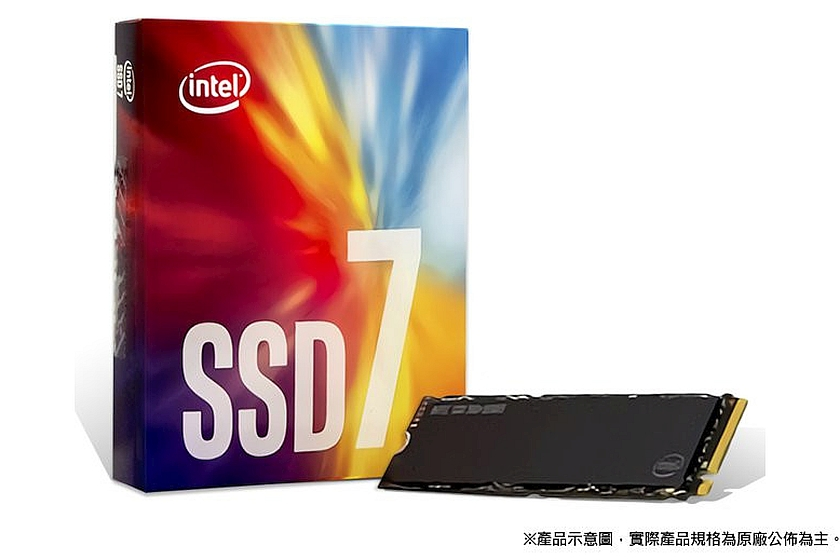 INTEL SSD 7