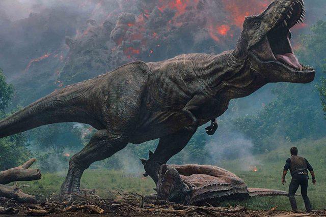 ביקורת סרט: עולם היורה, נפילת הממלכה – דינוזאורים זה מגניב