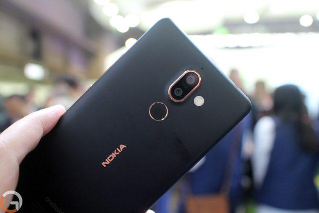 הצצה ראשונה: מבט מקרוב ל-Nokia 7 Plus