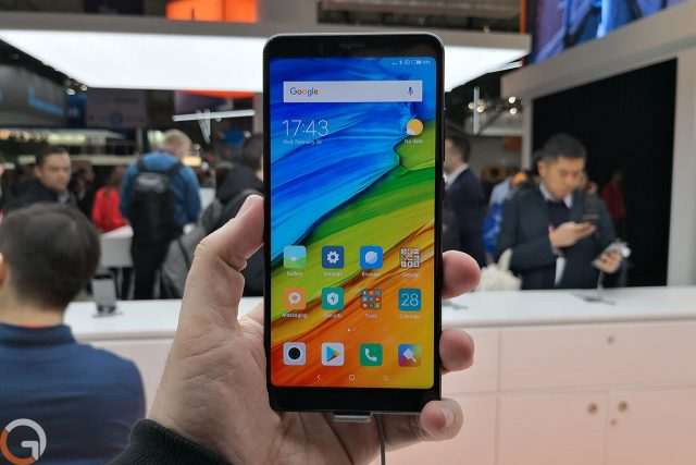 סמארטפון Xiaomi Redmi Note 5 מגיע לישראל ביבוא רשמי במחיר 1,249 שקלים