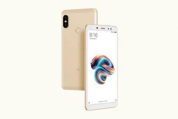 Xiaomi Redmi Note 5 יבואן רשמי – צבע זהב