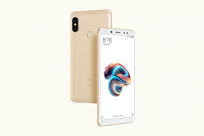 Xiaomi Redmi Note 5 (תמונה באדיבות Xiaomi)