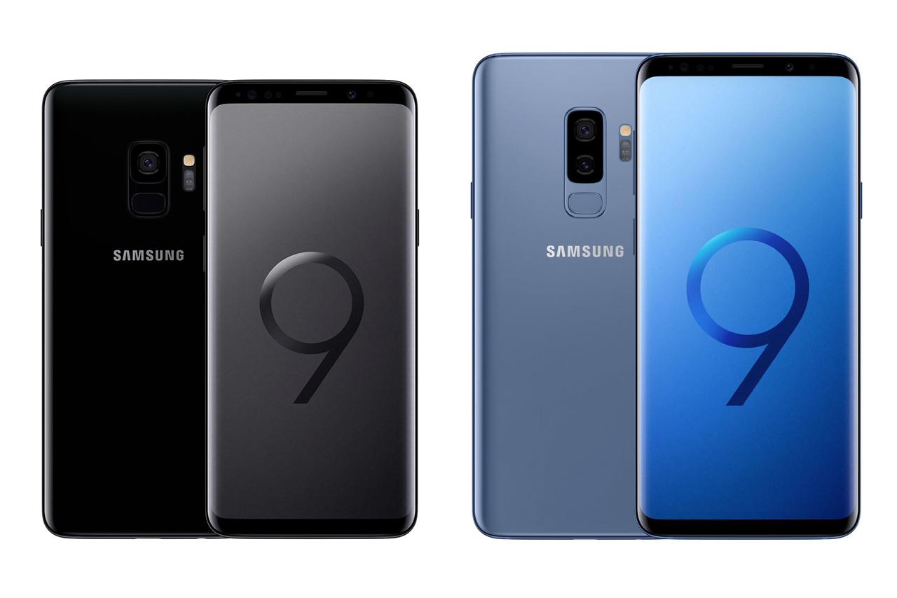 Galaxy S9 ו-S9 Plus