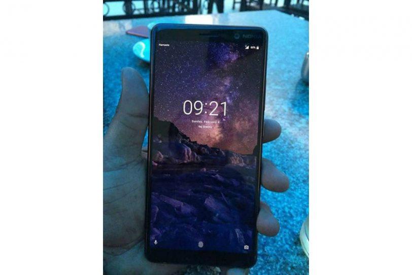 Nokia 7 Plus (הדלפה)