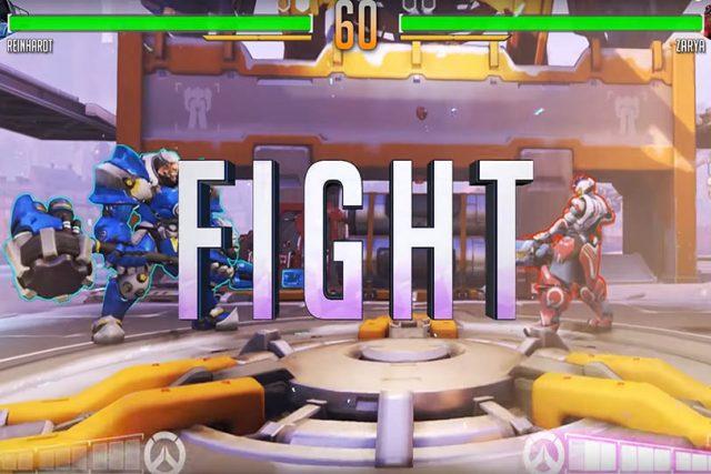 צפו בוידאו: כך היה נראה Overwatch בתור משחק מכות, וזה נפלא