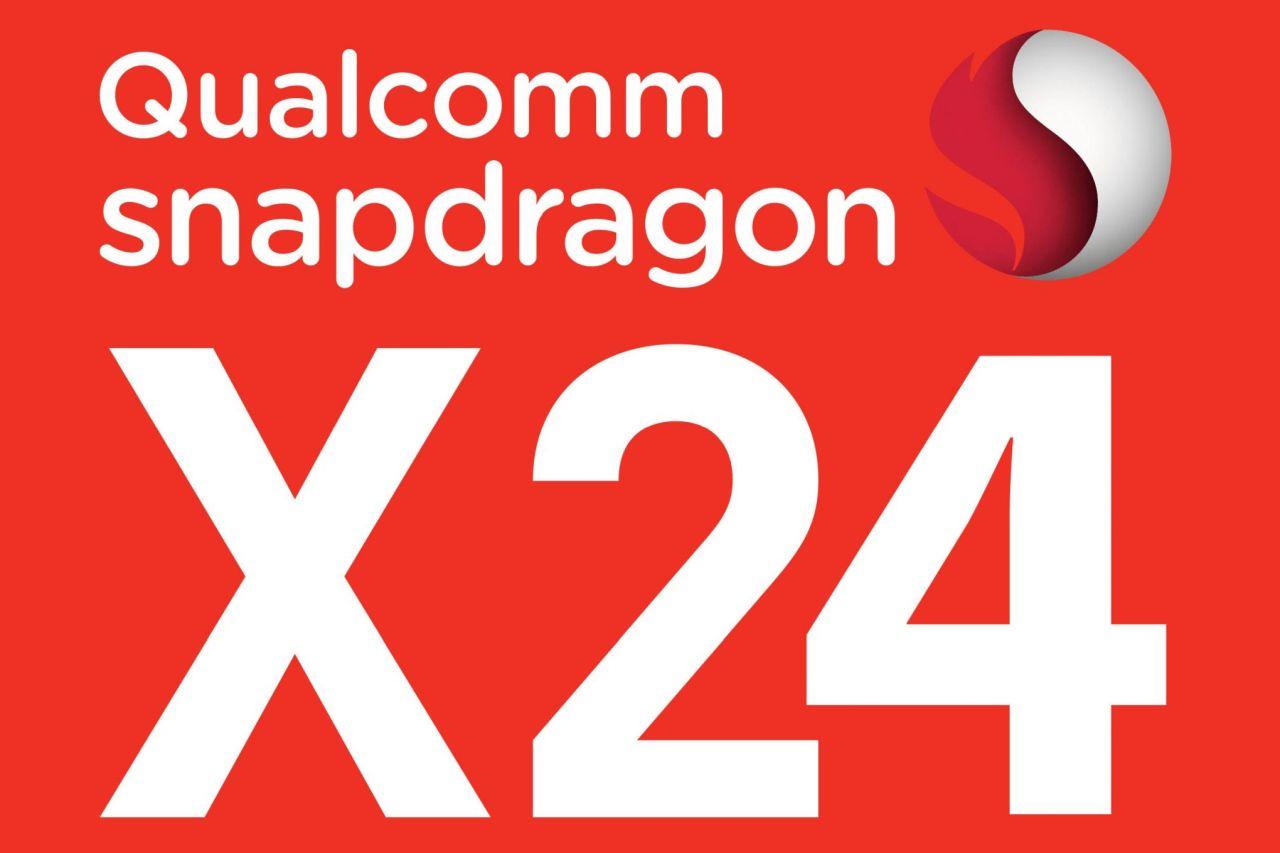 מודם Snapdragon X24