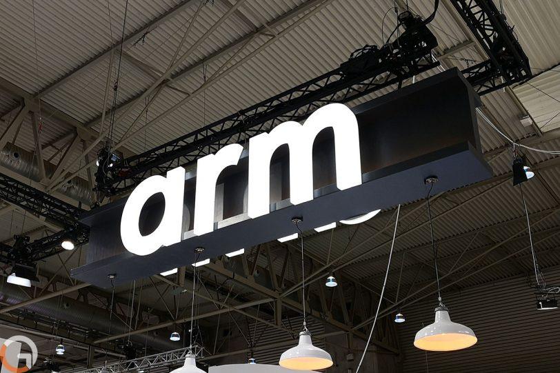 שלט ARM (צילום: רונן מנדזיצקי, גאדג'טי)