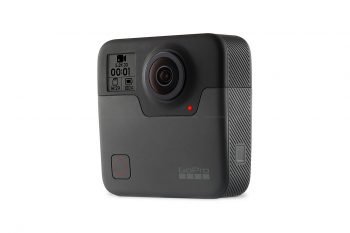 מצלמת אקסטרים GoPro Fusion 360