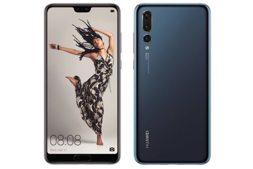 Huawei P20 Pro (הדלפה)