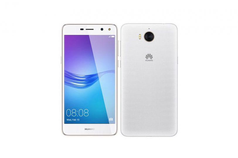 סמארטפון Huawei Y5 2017 (תמונה: Huawei)