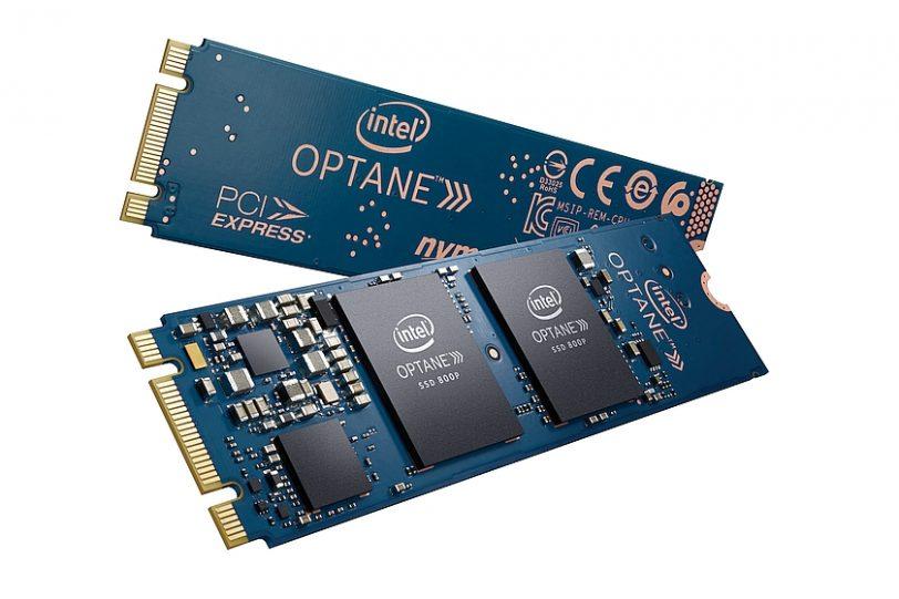 כונן Optane 800P (מקור אינטל)