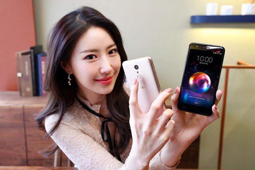 LG X4 (תמונה: LG Electronics)