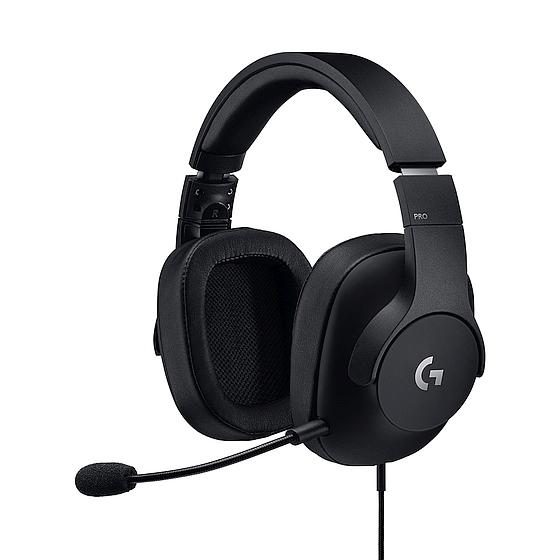 אוזניות Logitech G PRO Gaming (מקור Logitech)