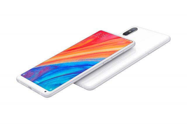 דיל: Xiaomi Mi Mix 2S בגרסה בינלאומית