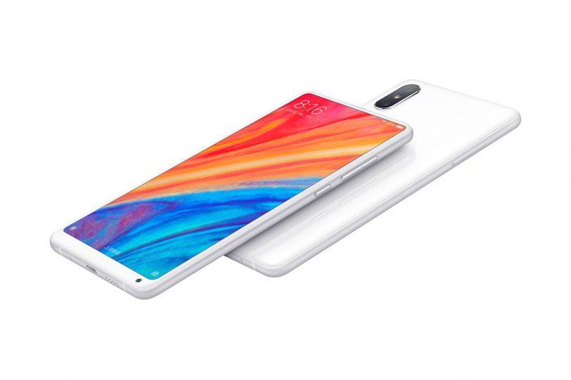 Mi Mix 2S (תמונה: Xiaomi)