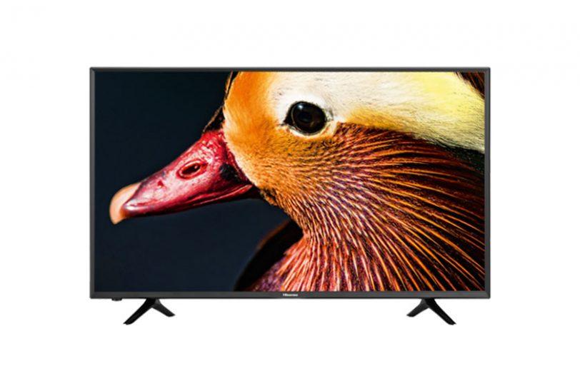 טלוויזיה חכמה Hisense 55N3000UW 4K