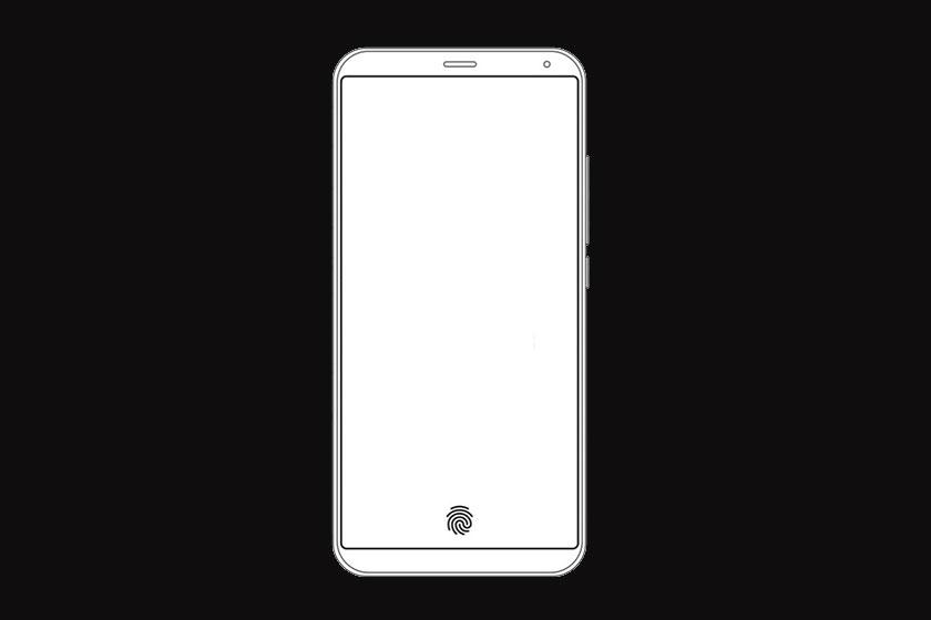 פטנט מייזו לזיהוי טביעות אצבע על המסך