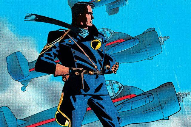 סטיבן ספילברג יביים סרט לבלאקהוק, גיבור קומיקס של DC