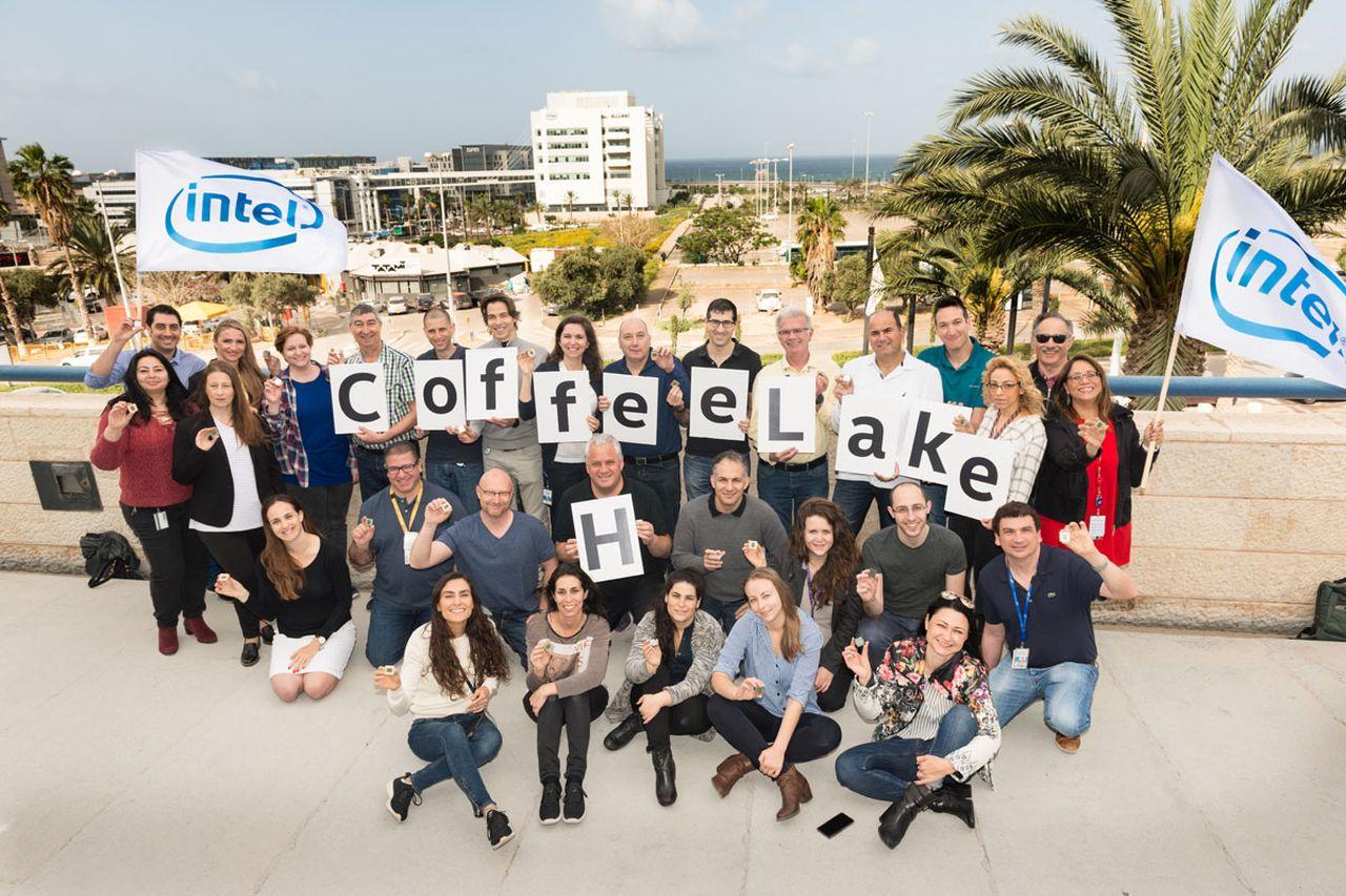 השקת Coffee Lake H, אינטל ישראל