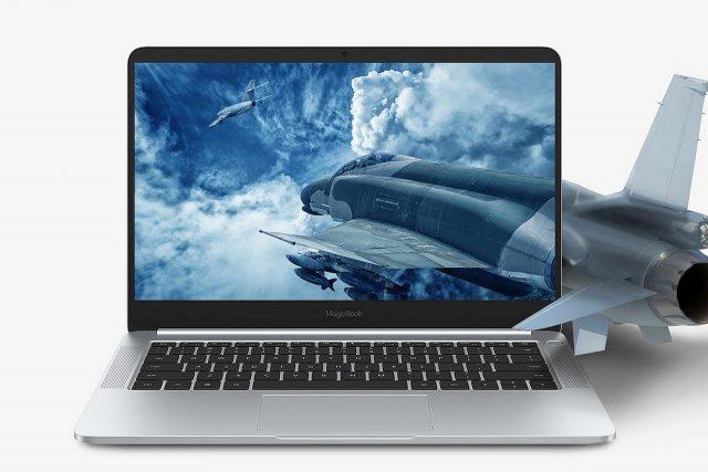 וואווי משיקה את נייד ה-Honor MagicBook התקציבי