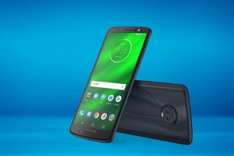 Motorola Moto G6 Plus (תמונה: מוטורולה)