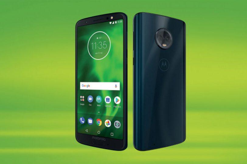 Motorola Moto G6 (תמונה: מוטורולה)