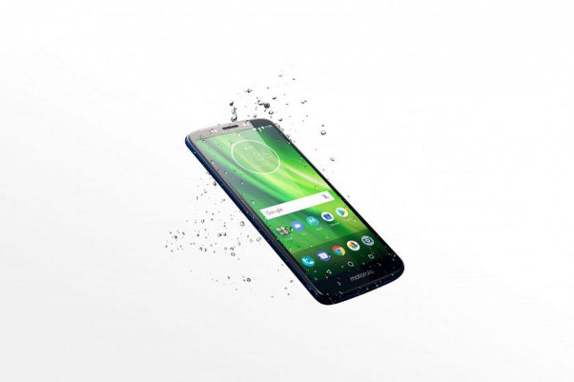 Motorola Moto G6 Play (תמונה: מוטורולה)