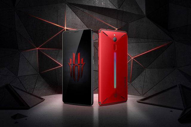 הוכרז: Nubia Red Devil – סמארטפון הגיימינג הראשון מבית ZTE